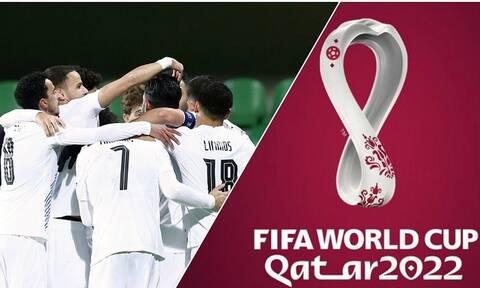 Εθνική ομάδα – Μουντιάλ 2022: Μαθαίνει αντιπάλους - Η ώρα και το κανάλι της κλήρωσης (video+photos)