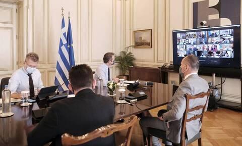 Συνεδριάζει σήμερα Δευτέρα το Υπουργικό Συμβούλιο - Τα  θέματα της τηλεδιάσκεψης
