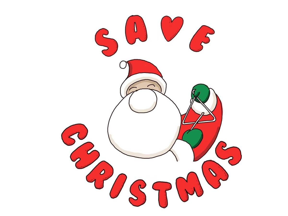 logo Save Christmas 1