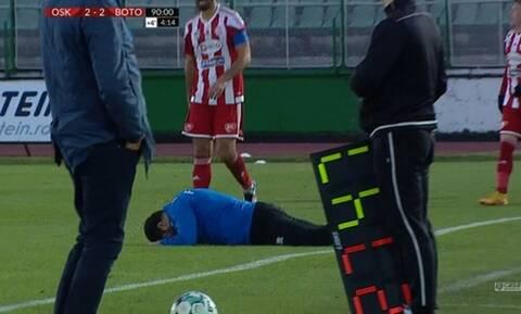 Το buzzer beater που έγινε viral - Το γκολ που έβγαλε τον προπονητή από τα... ρούχα του!