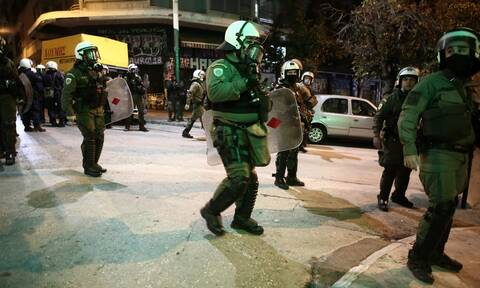 Ένταση στα Εξάρχεια: Σε δυο προσαγωγές προχώρησε η Αστυνομία