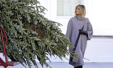 Μελάνια Τραμπ: Αυτή είναι η «κληρονομιά» που αφήνει στον Λευκό Οίκο – Σάλος στις ΗΠΑ