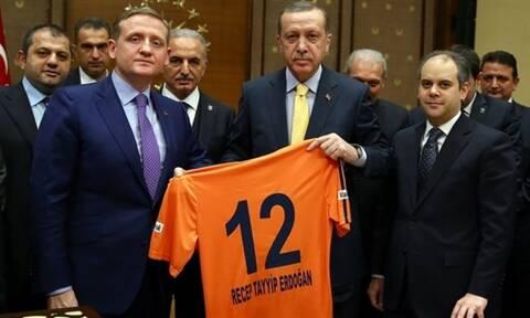 Μπασακσεχίρ: Η ομάδα του Ερντογάν που έβαλε «μπουρλότο» στο Champions League