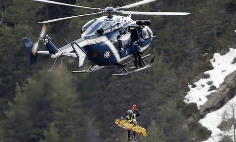 Γαλλία: Πέντε νεκροί από συντριβή ελικοπτέρου στις Άλπεις - Σε κρίσιμη κατάσταση ο πιλότος
