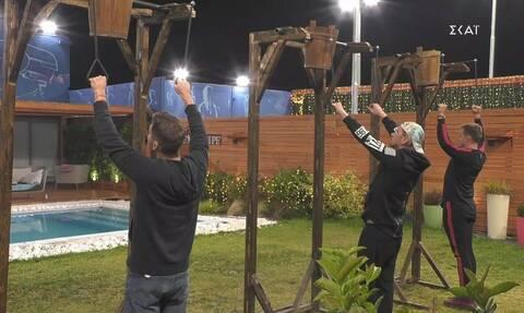Big Brother - Τελικός: Ο πρώτος παίκτης που πέρασε απ' ευθείας (videos)