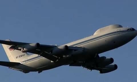 Συναγερμός στη Ρωσία: Έκλεψαν πολύτιμο εξοπλισμό από το «αεροπλάνο της Αποκάλυψης»