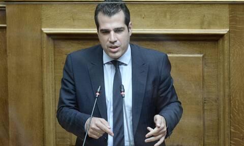 Την εξαίρεσή του ζητά ο Πλεύρης από την Επιτροπή που θα εξετάσει άρση ασυλίας Πολάκη