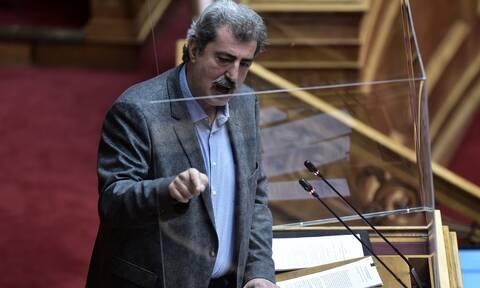 Την άρση ασυλίας του Παύλου Πολάκη εισηγείται στην Ολομέλεια η επιτροπή Δεοντολογίας της Βουλής.