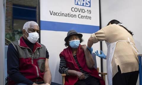 Εμβόλιο κορονοϊού: Συναγερμός στη Βρετανία - Δυο άτομα παρουσίασαν αλλεργική αντίδραση