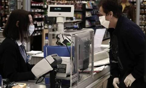 Σούπερ μάρκετ, οικιακή ψυχαγωγία και φάρμακα αντέχουν στο δεύτερο κύμα της πανδημίας