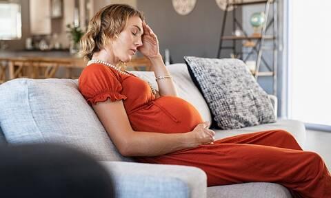 Στρες στην εγκυμοσύνη: Οι επιπτώσεις στον εγκέφαλο του εμβρύου