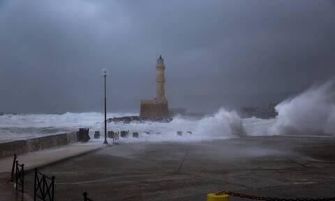 Κρήτη: Άνοδο της θερμοκρασίας και της στάθμης της θάλασσας δείχνει μελέτη για την κλιματική αλλαγή