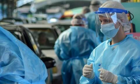 Κορονοϊός - ΕΟΔΥ: Συνολικά 35 κρούσματα σε 2.024 rapid test, μέσα από το αυτοκίνητο