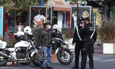 Κορονοϊός - Λαμία: Αυξάνονται δραματικά τα κρούσματα σε αστυνομικούς