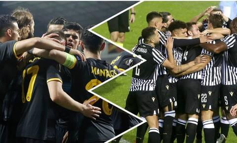 Europa League: AEK και ΠΑΟΚ για το γόητρο και τους βαθμούς! (videos+photos)