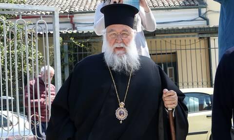 Μητροπολίτης Κερκύρας: Οι αποφάσεις μας θα τηρηθούν - Πένθιμες οι καμπάνες για τον Άγιο Σπυρίδωνα