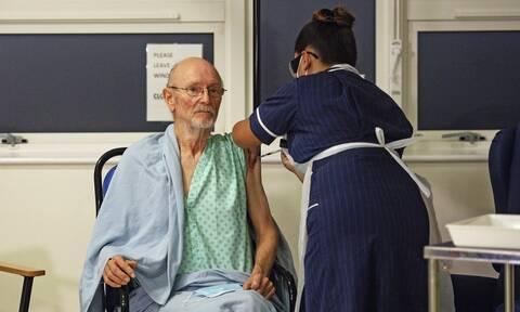 Κορονοϊός: Στην Αγγλία εμβολιάστηκε και ο… Ουίλιαμ Σαίξπηρ