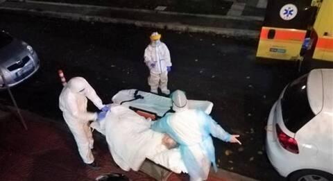 Κορονοϊός-Πάτρα: Στο νοσοκομείο τα τρία κρούσματα από το Άσυλο Ανιάτων