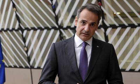 Μητσοτάκης: Η ΕΕ να δείξει την αξιοπιστία της σε όσα συμφώνησε για τις κυρώσεις στην Τουρκία