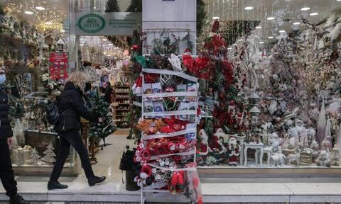 Αύριο ανακοινώνονται τα νέα μέτρα - Πέτσας και Γεωργιάδης παρουσιάζουν το σχέδιο για τα Χριστούγεννα