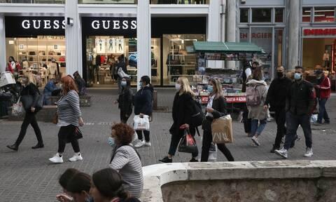 Δείτε LIVE τις ανακοινώσεις για τα καταστήματα: Τι ανοίγει, πότε και πώς