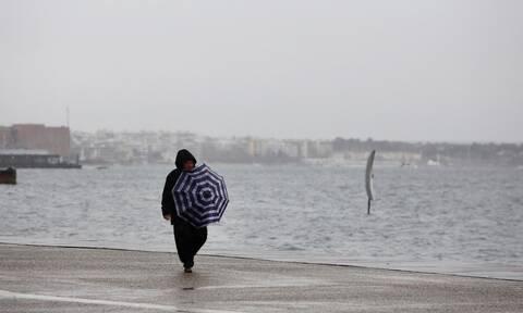 Έκτακτο Δελτίο Καιρού: Έρχονται θυελλώδεις άνεμοι και χαλαζοπτώσεις