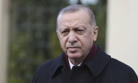 Πουλάει τρέλα ο Ερντογάν: «Λογικές χώρες» απέτρεψαν τις κυρώσεις