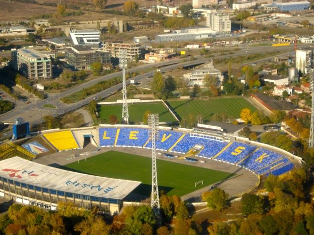 «Vivacom Arena – Georgi Asaruhov Stadium»