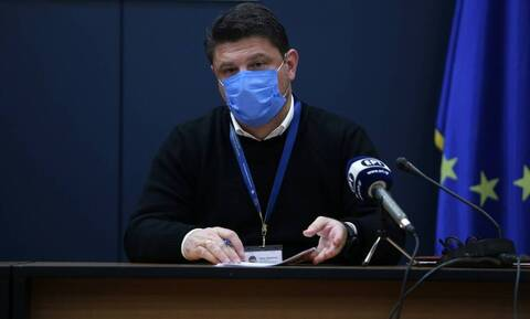 Νίκος Χαρδαλιάς: Γιατί βράχνιασε ο υφυπουργός Πολιτικής Προστασίας;