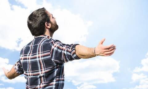 Το ήξερες; Τόσα λίτρα αέρα βάζουμε στο σώμα μας κάθε ένα λεπτό