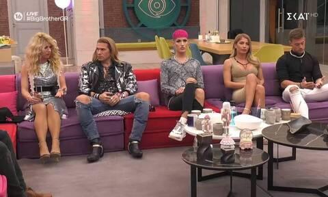Big Brother αποχώρηση: Ποιοι έφυγαν από το σπίτι και οι παίκτες του τελικού (videos)