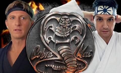 Netflix: Τρίτη σεζόν για το Cobra Kai – Η ανατροπή που δεν περίμενε κανείς