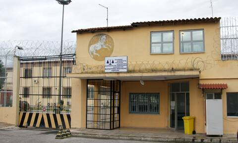 Κορονοϊός - Συναγερμός στις φυλακές Λάρισας: Εντοπίστηκαν 33 νέα κρούσματα
