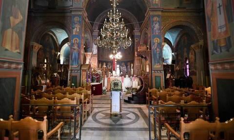 Lockdown: Χωρίς πιστούς ο εορτασμός του Αγίου Σπυρίδωνα