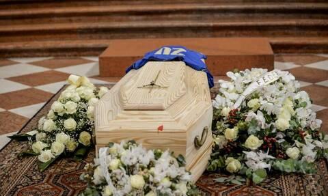 Αίσχος! Λήστεψαν το σπίτι του Πάολο Ρόσι την ώρα της κηδείας του