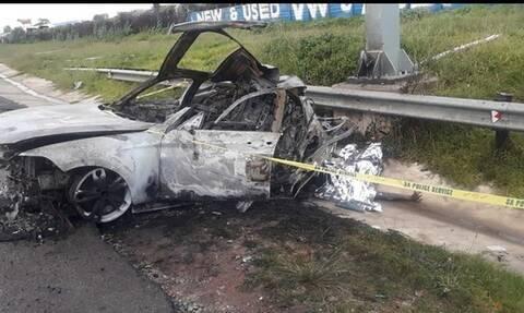 Θρήνος - Σκοτώθηκε σε τροχαίο διεθνής αμυντικός στα 25 του χρόνια (pics)