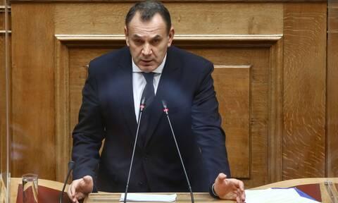 Παναγιωτόπουλος: Στα 5,44 δισ. οι δαπάνες για την άμυνα - «Επιστρέφουμε στα επίπεδα 2000 - 2010»