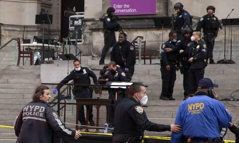 Μανχάταν: Άνδρας σκοτώθηκε από πυρά αστυνομικών της Νέας Υόρκης