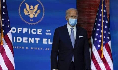 Ο Τζο Μπάιντεν ετοιμάζει «εξορκισμό» στον Λευκό Οίκο