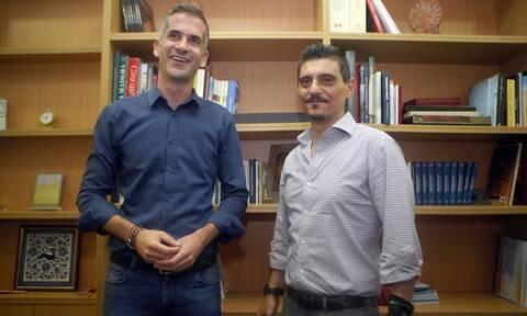 Συνάντηση Μπακογιάννη-Γιαννακόπουλου για τις εξελίξεις στον Βοτανικό