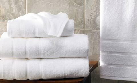 Tελικά κάθε πότε πρέπει να πλένουμε τις πετσέτες μας;
