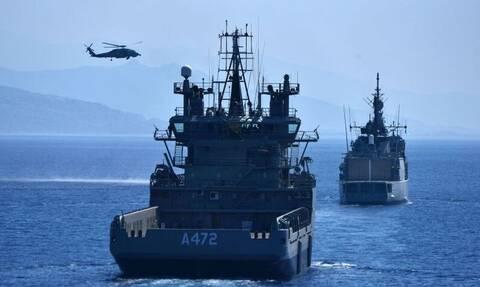 Βγάζουν το στόλο στο Αιγαίο οι Τούρκοι: Navtex για άσκηση με πραγματικα πυρά μεταξύ Θάσου και Λήμνου
