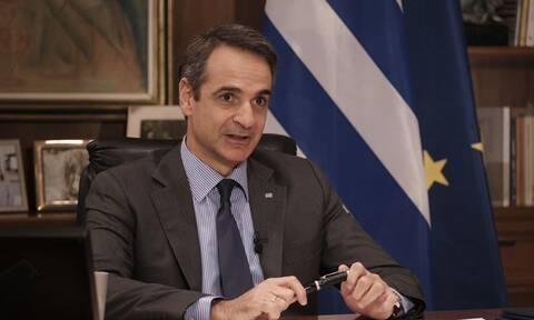 Διεύρυνση συνεργασίας με τα στελέχη του ΟΟΣΑ σε δύο τομείς πρότεινε o Μητσοτάκης