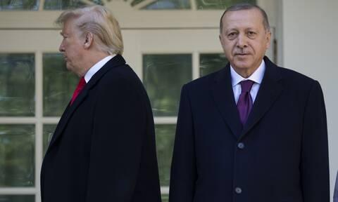 «Χαστούκι» από τις ΗΠΑ στην Τουρκία - Κυρώσεις για τους S-400 ανακοίνωσε η Ουάσινγκτον