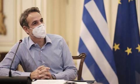 Μητσοτάκης: Έρχεται την επόμενη εβδομάδα η εφαρμογή του gov.gr για κινητά τηλέφωνα