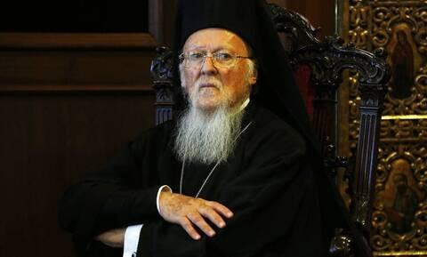 Βαρθολομαίος: Τελείως ανυπόστατα τα περί «παπικών αξιώσεων» του Οικουμενικού Πατριαρχείου
