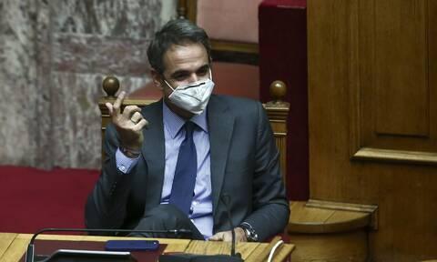 Χαμός στη Βουλή: Βουλευτής του ΣΥΡΙΖΑ είπε «επιδειξία» τον Μητσοτάκη