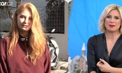 GNTM Τελικός: Γκάφα της Ξένιας στον αέρα εκπομπής (video)