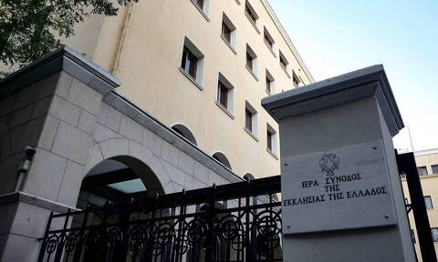 Ολοκληρώθηκε η Ιερά Σύνοδος - Η Εκκλησία συναινεί με τα μέτρα της πολιτείας για τη λειτουργία ναών