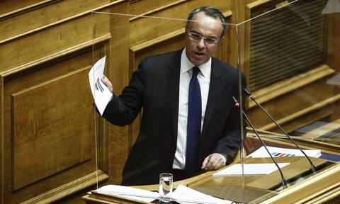 Σταϊκούρας: Οι προτεραιότητες της οικονομικής πολιτικής για το 2021